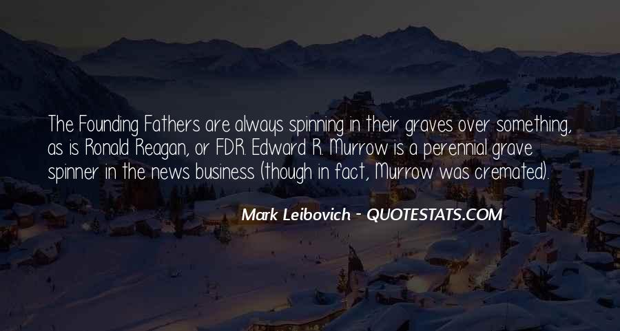 Mark Leibovich Quotes #1401039