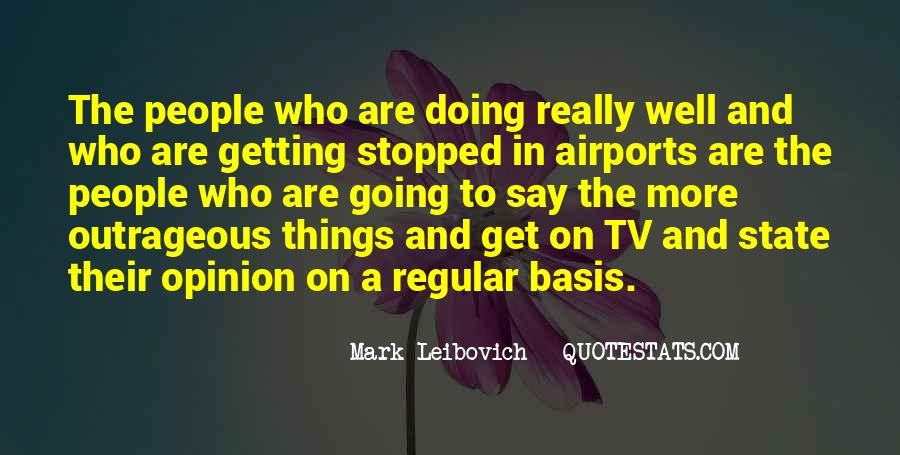 Mark Leibovich Quotes #1728212
