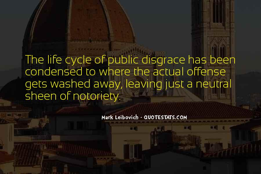 Mark Leibovich Quotes #1728692
