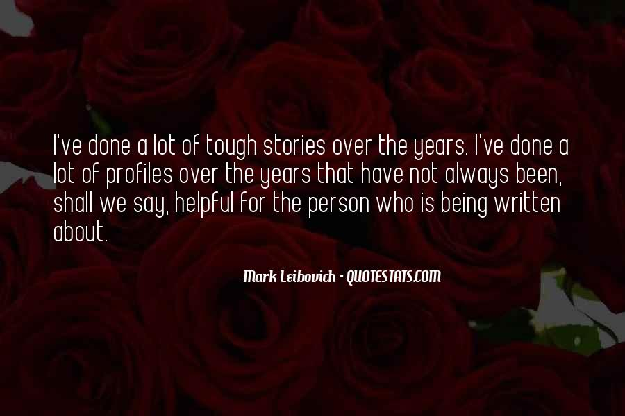 Mark Leibovich Quotes #1774515