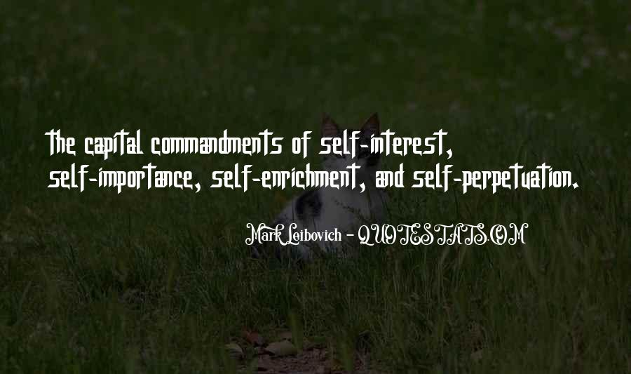 Mark Leibovich Quotes #1782363