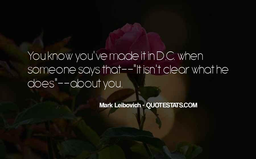 Mark Leibovich Quotes #323779