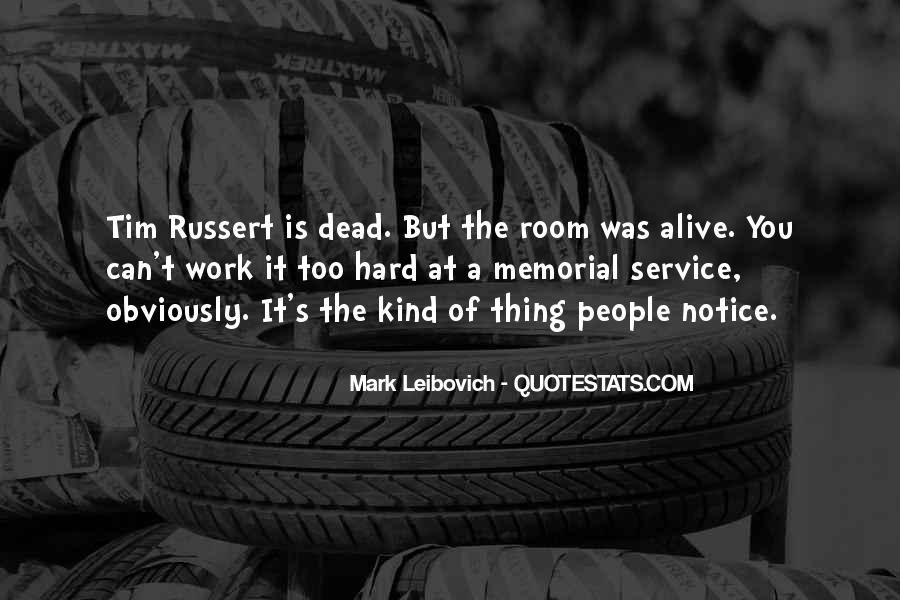 Mark Leibovich Quotes #548765