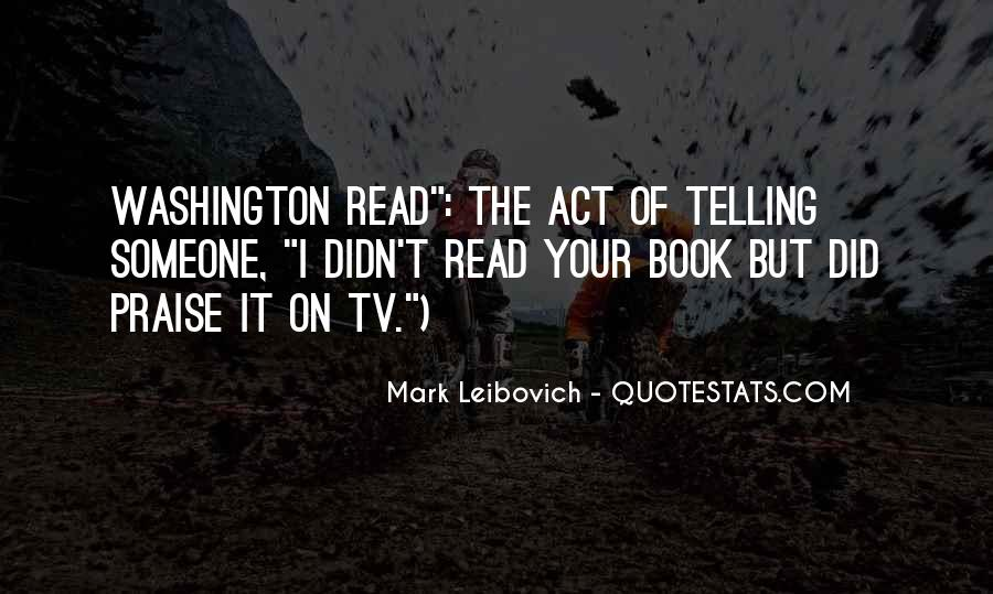 Mark Leibovich Quotes #61335