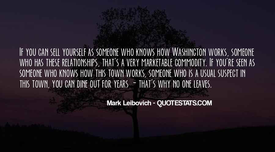 Mark Leibovich Quotes #974953