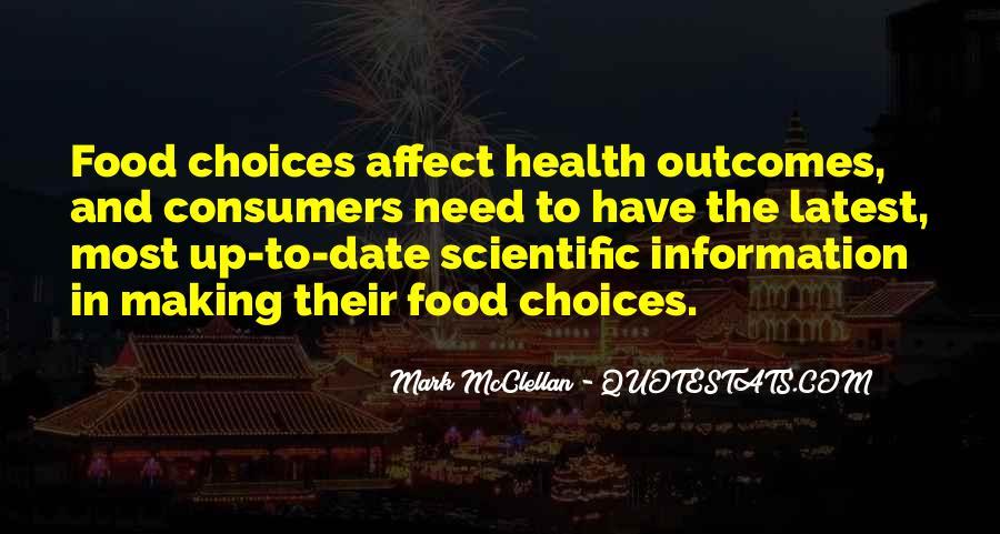 Mark McClellan Quotes #880700