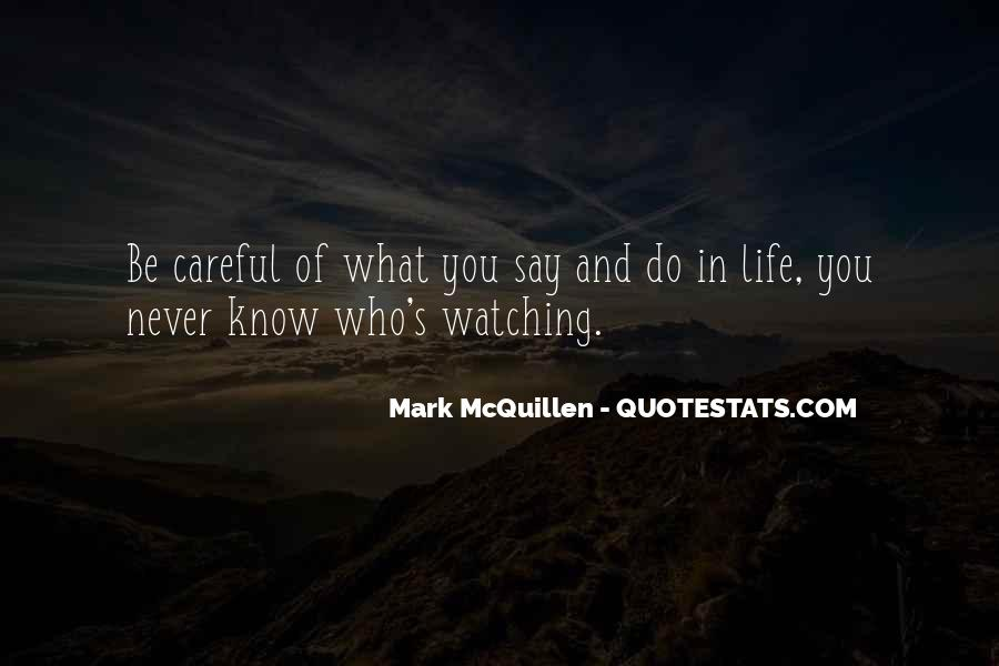Mark McQuillen Quotes #262143
