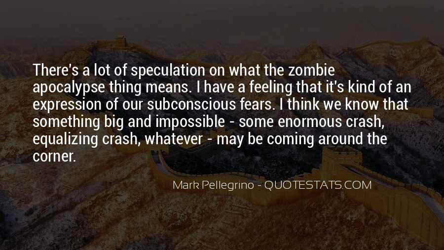 Mark Pellegrino Quotes #1619950