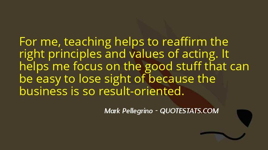 Mark Pellegrino Quotes #1768699