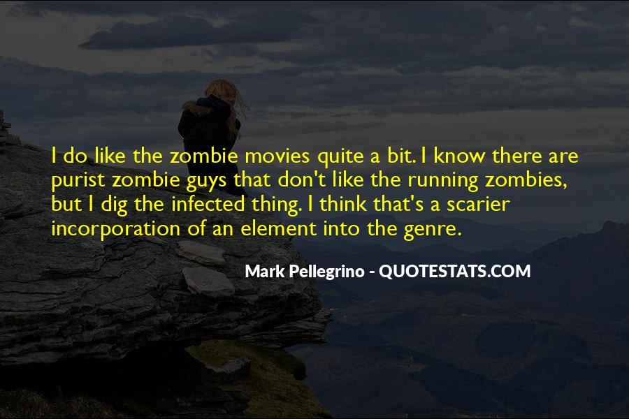 Mark Pellegrino Quotes #235379