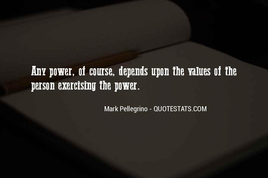 Mark Pellegrino Quotes #327366