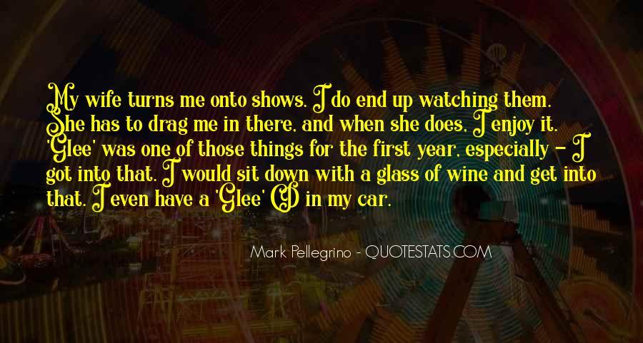 Mark Pellegrino Quotes #624041