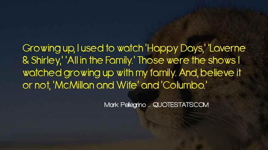 Mark Pellegrino Quotes #941283