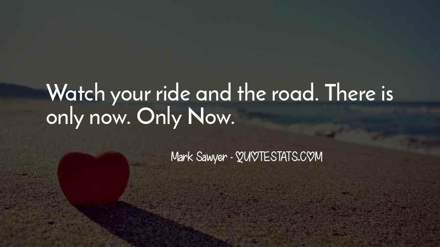Mark Sawyer Quotes #1391546