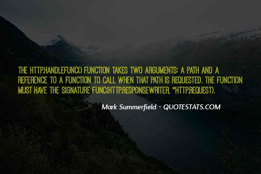 Mark Summerfield Quotes #486967