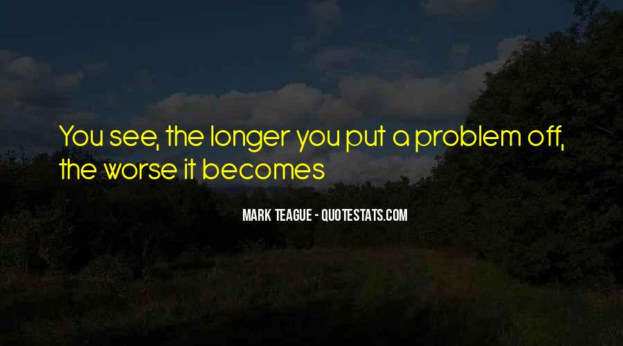 Mark Teague Quotes #645602