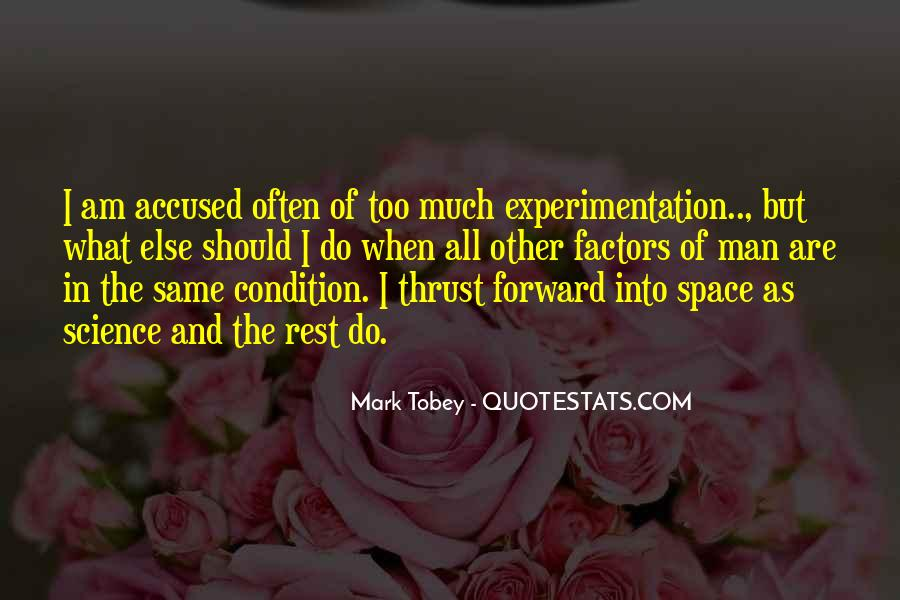 Mark Tobey Quotes #1120635