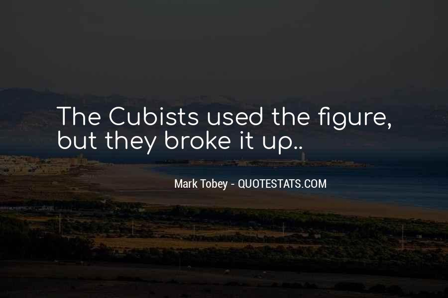 Mark Tobey Quotes #1606348