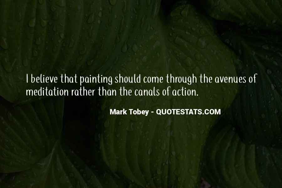 Mark Tobey Quotes #361902