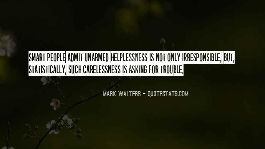 Mark Walters Quotes #559807