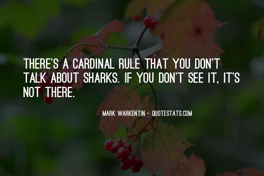 Mark Warkentin Quotes #607783