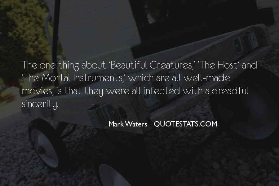 Mark Waters Quotes #910148