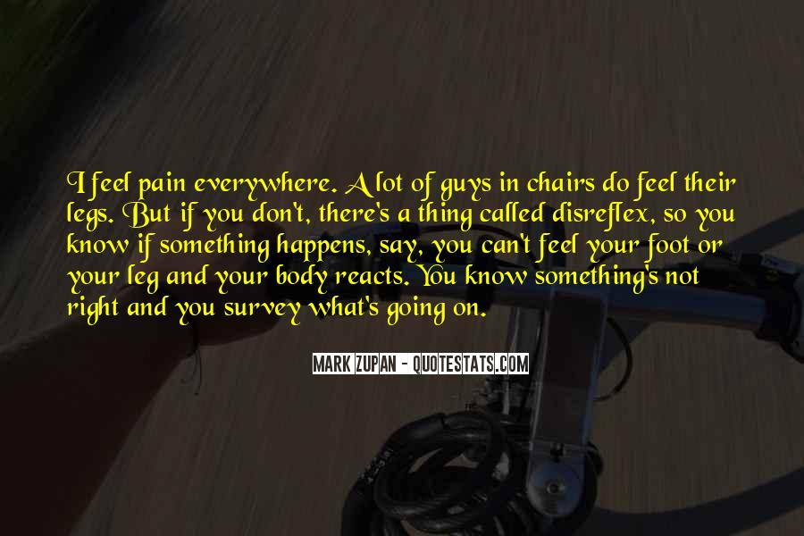 Mark Zupan Quotes #838343