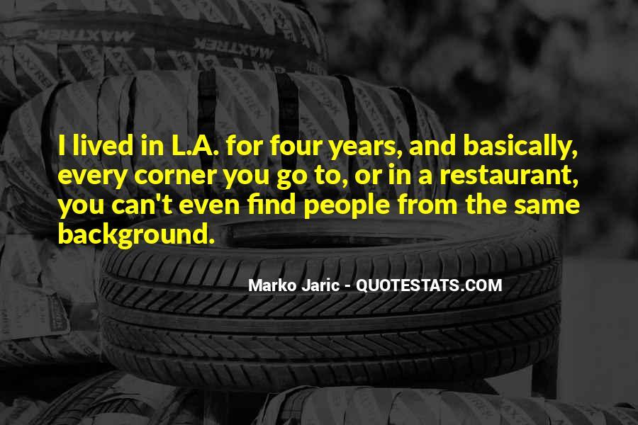 Marko Jaric Quotes #518788