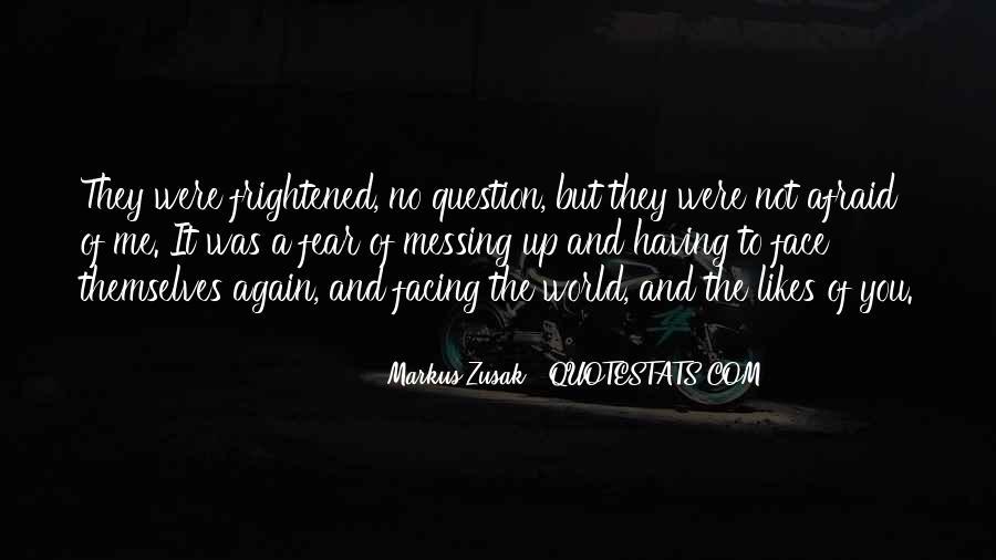 Markus Zusak Quotes #1001109