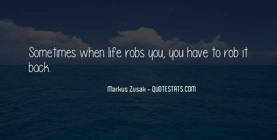 Markus Zusak Quotes #1107985