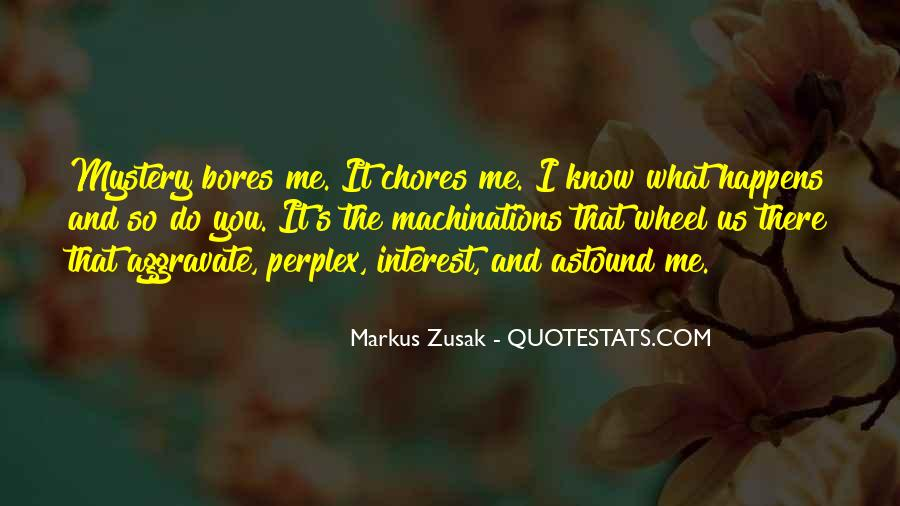 Markus Zusak Quotes #1111834