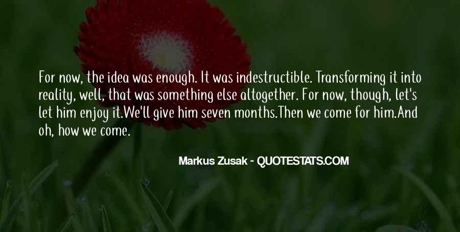 Markus Zusak Quotes #1176099