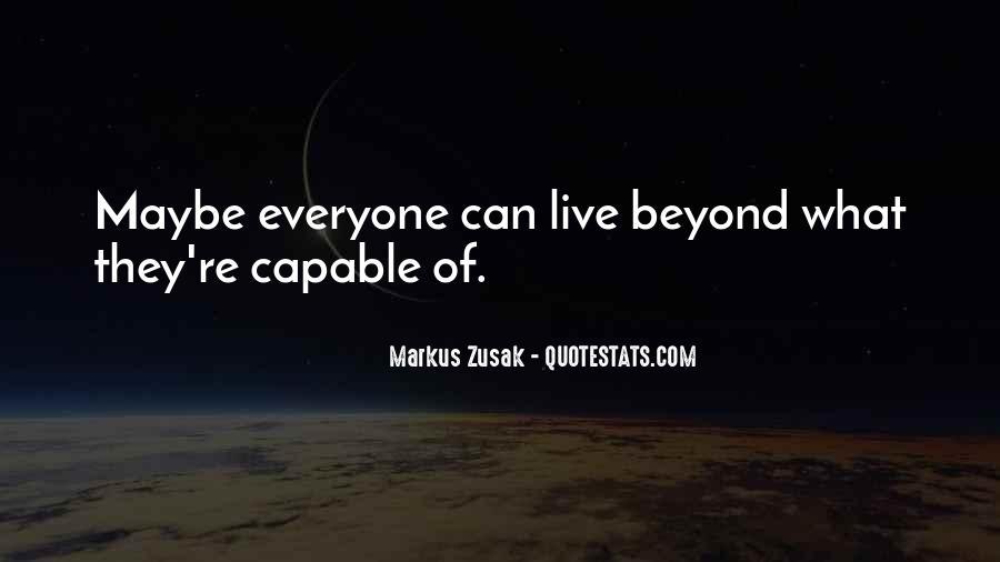Markus Zusak Quotes #1182429