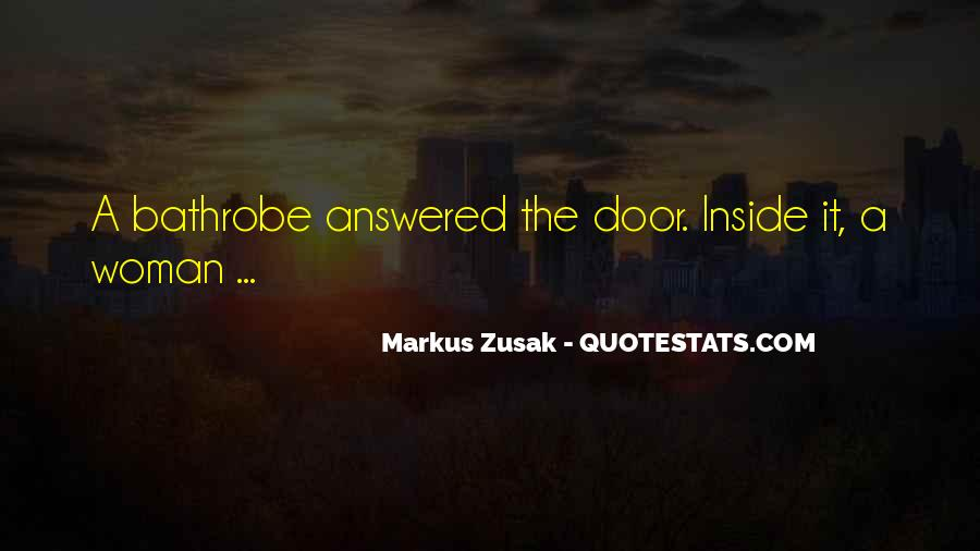 Markus Zusak Quotes #1428842