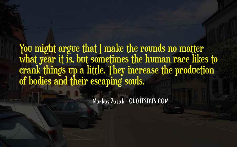 Markus Zusak Quotes #1467006