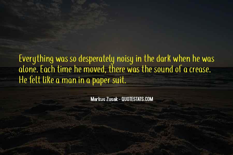 Markus Zusak Quotes #1573554