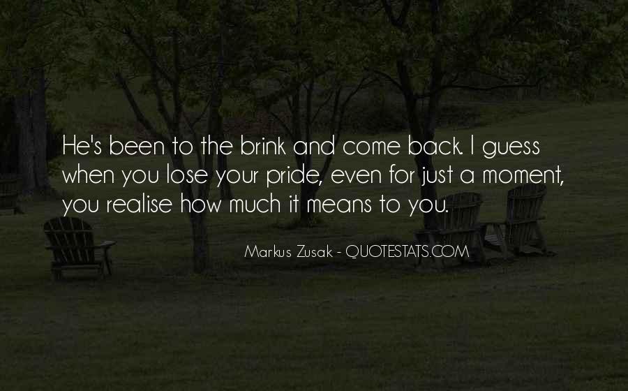 Markus Zusak Quotes #1581327