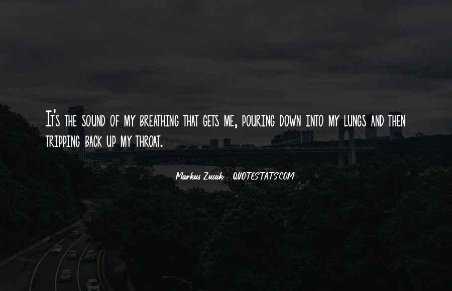 Markus Zusak Quotes #1698921