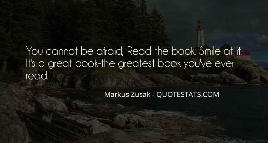Markus Zusak Quotes #1820591