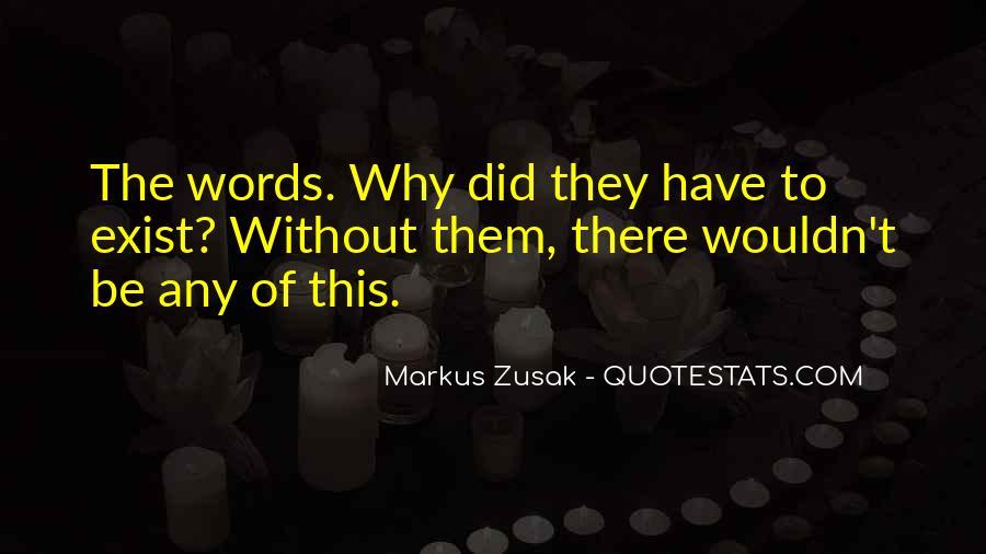 Markus Zusak Quotes #286518