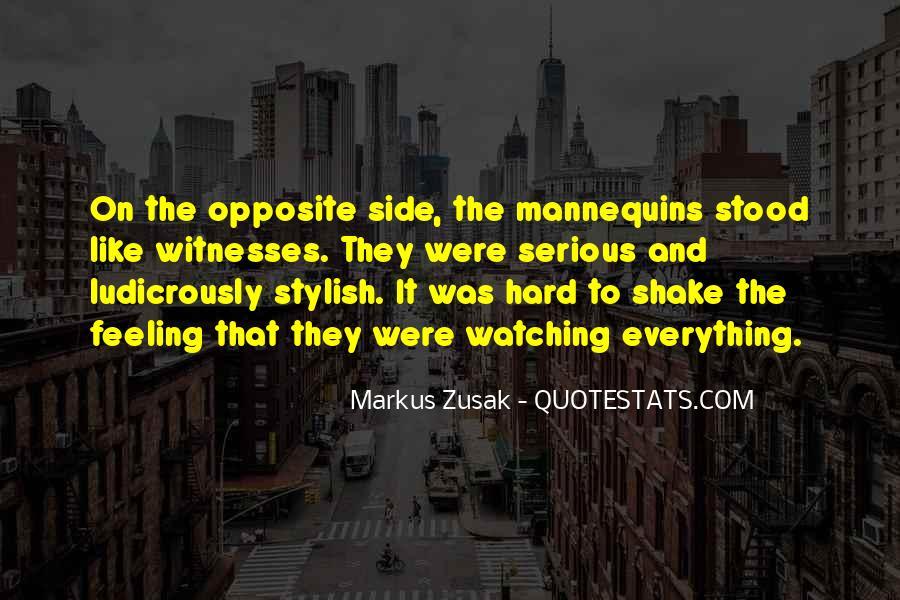 Markus Zusak Quotes #432228