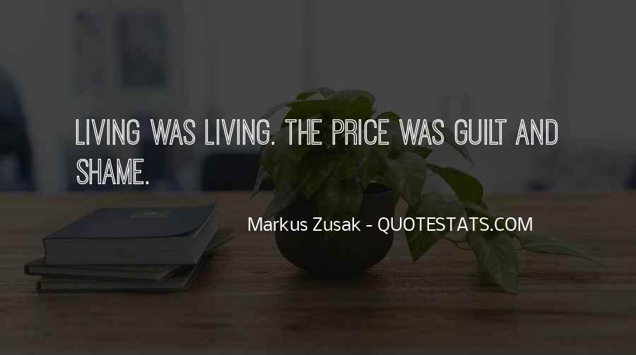 Markus Zusak Quotes #447095