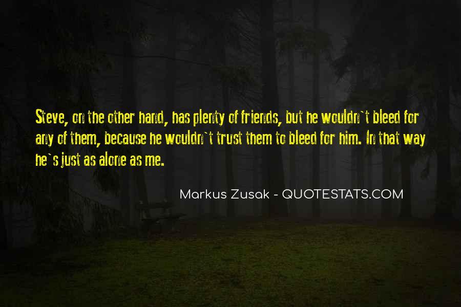 Markus Zusak Quotes #61974