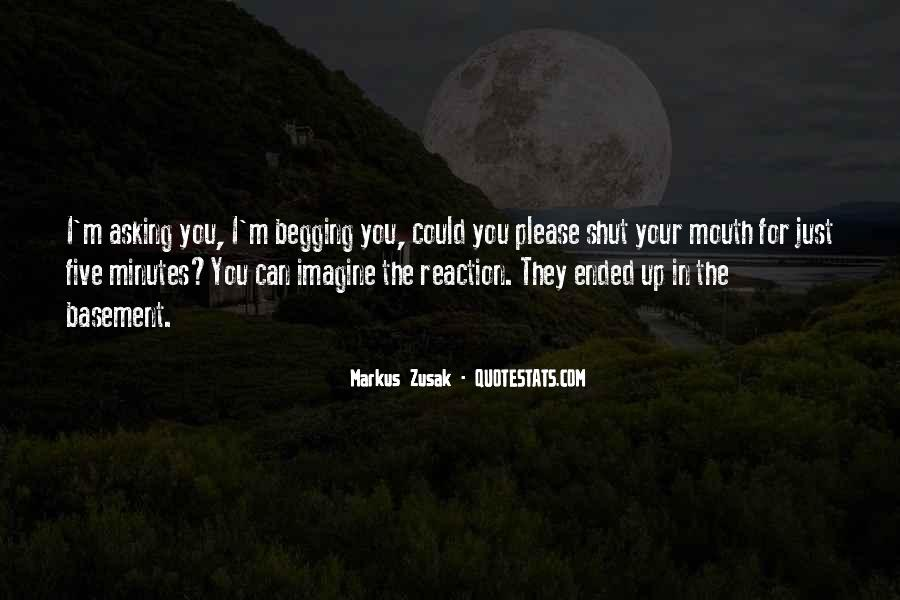 Markus Zusak Quotes #735609