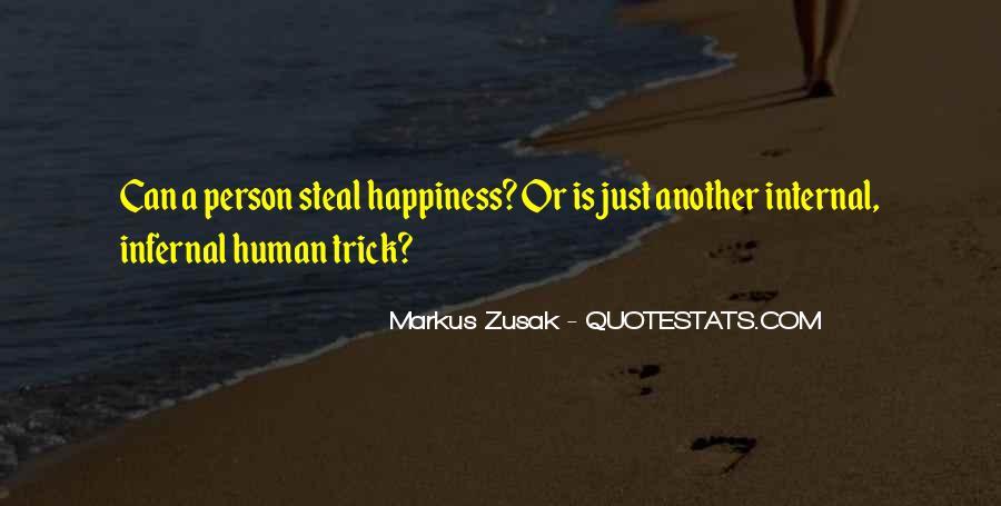 Markus Zusak Quotes #746
