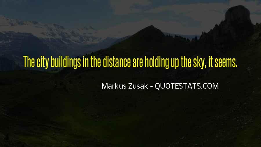 Markus Zusak Quotes #911706