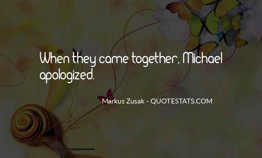 Markus Zusak Quotes #952595