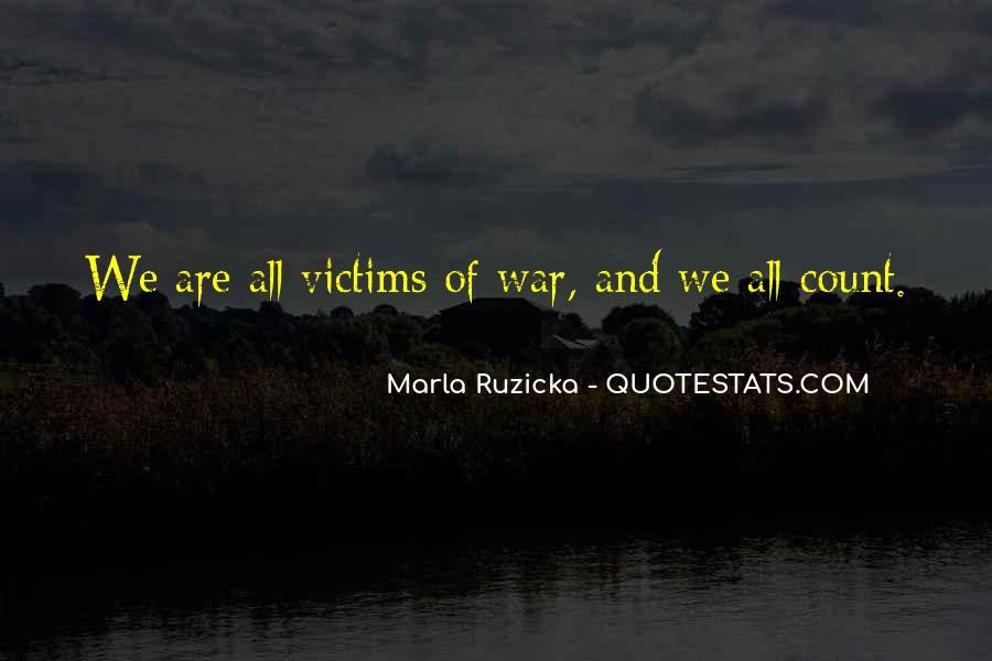 Marla Ruzicka Quotes #1870973