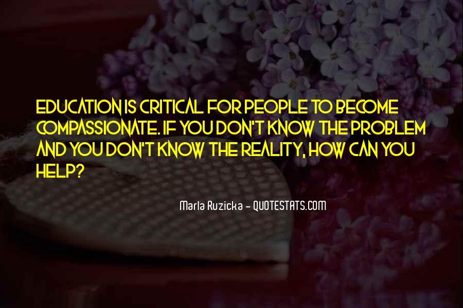 Marla Ruzicka Quotes #487639