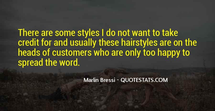 Marlin Bressi Quotes #967935